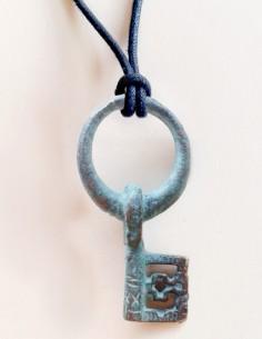 Colgante llave Vega Baja