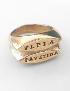 Ulpia Faustina ring