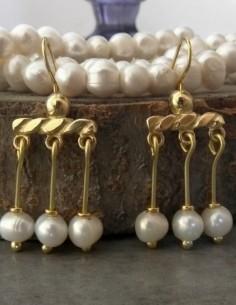 Crotalia Earrings III