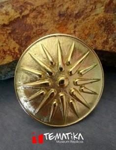 Broche Estrella Argéada